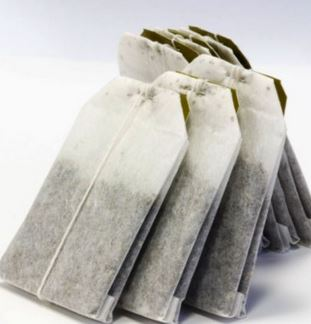 Rub cold black tea bags on the irritated area to reduce razor burn