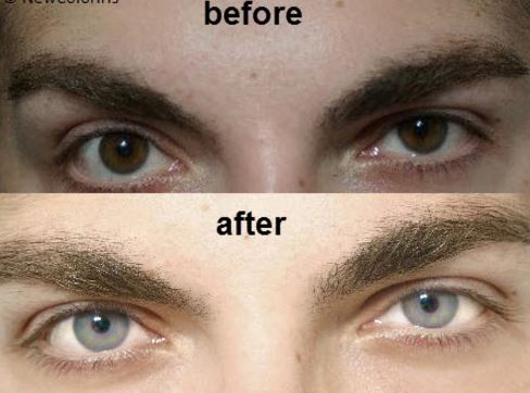 How To Lighten Up Your Eye Color Naturally